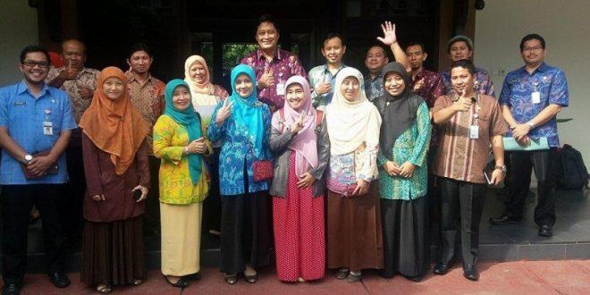 Fakultas Sains dan Teknologi Kunker ke BKD Jawa Tengah
