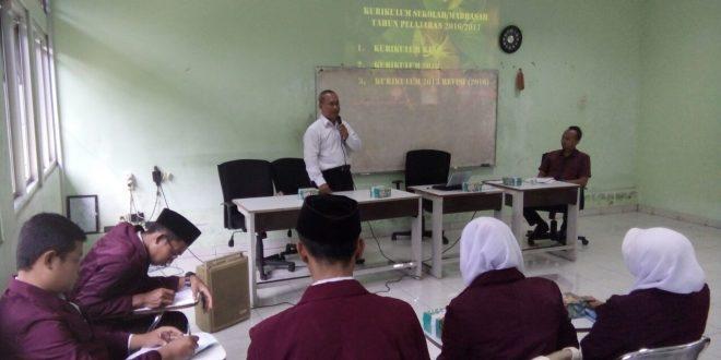 Fakultas Saintek Beri Pembekalan PPL kepada Mahasiswa