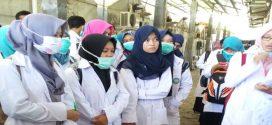 Mahasiswa Biologi dan Pendidikan Biologi UIN Walisongo Praktik Lapangan di Volva Indonesia