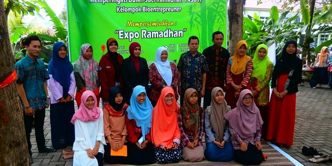 Gelar Ramadhan Expo, UIN Walisongo latih wirausaha